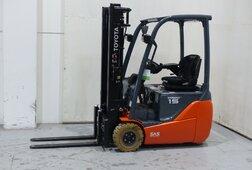 Vysokozdvižný vozík produkt dny použité techniky 6