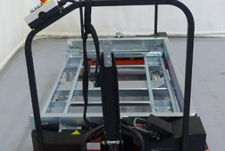 TAXI TROLLEY 4-WS, 16052
